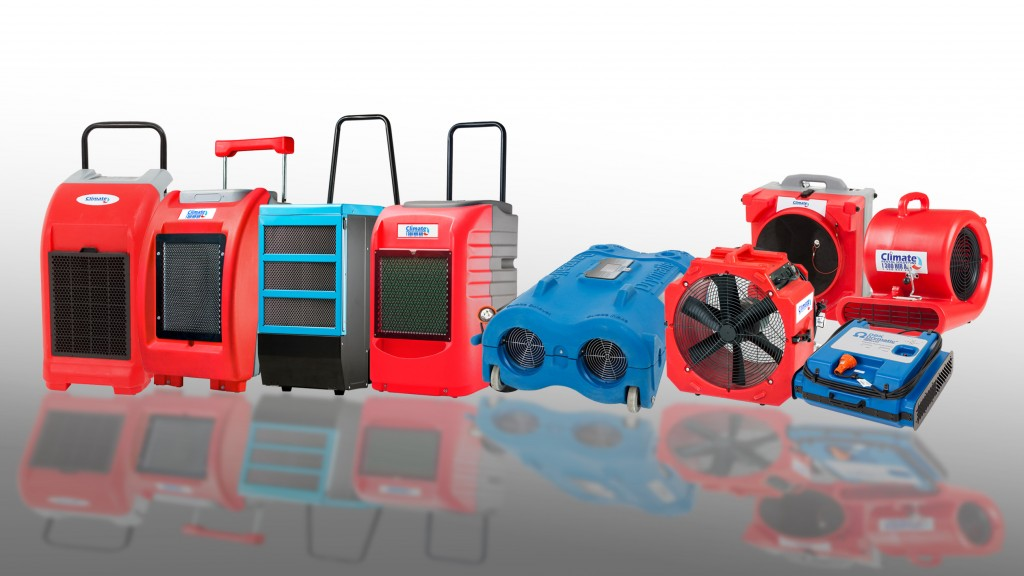 Hire Flood Restoration Equipment