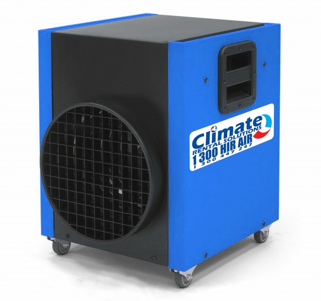 TEFH 100 Electric Heater