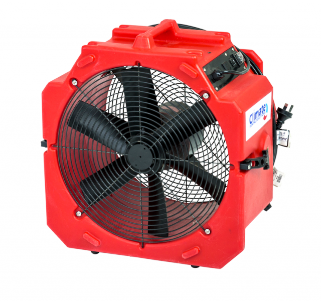 AAM 110 Axial Fan