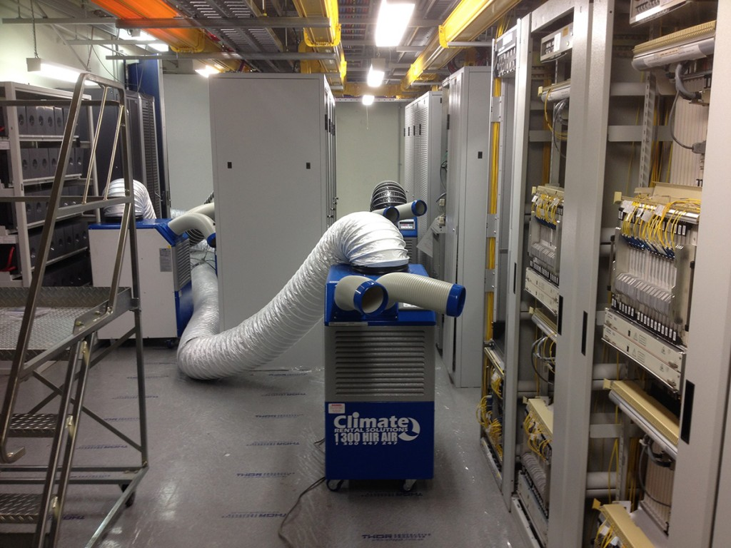 Cooling for Data Centres