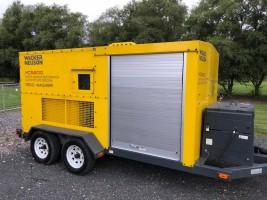 MC 5200 Heat Dry System