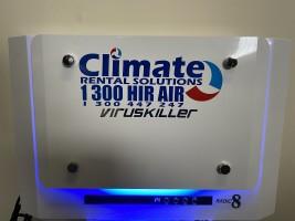Radic 8 VK 401 Air Steriliser