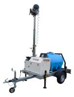 DF3000 MPT Dust Control Unit